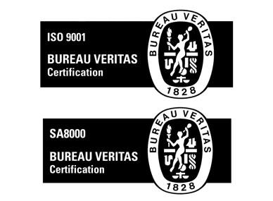 ISO9001-SA8000
